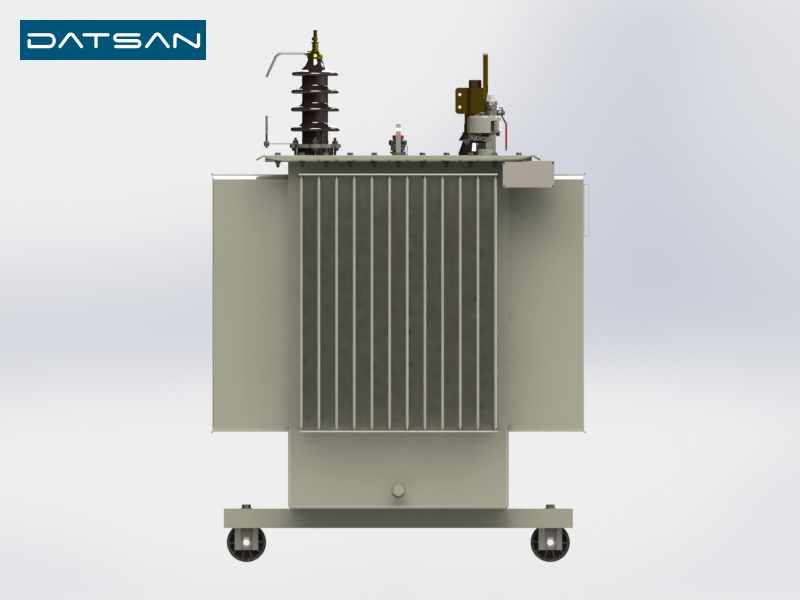 1000 kVA 15/0.4 kV Aluminium Winding Standard Losses Transformer