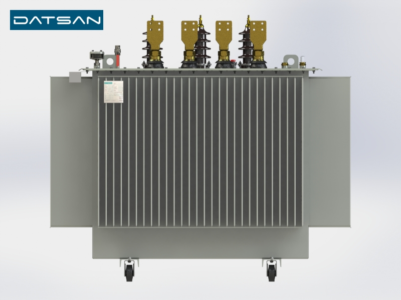 2000 kVA 15/0.4 kV Aluminium Winding EcoDesign Transformer