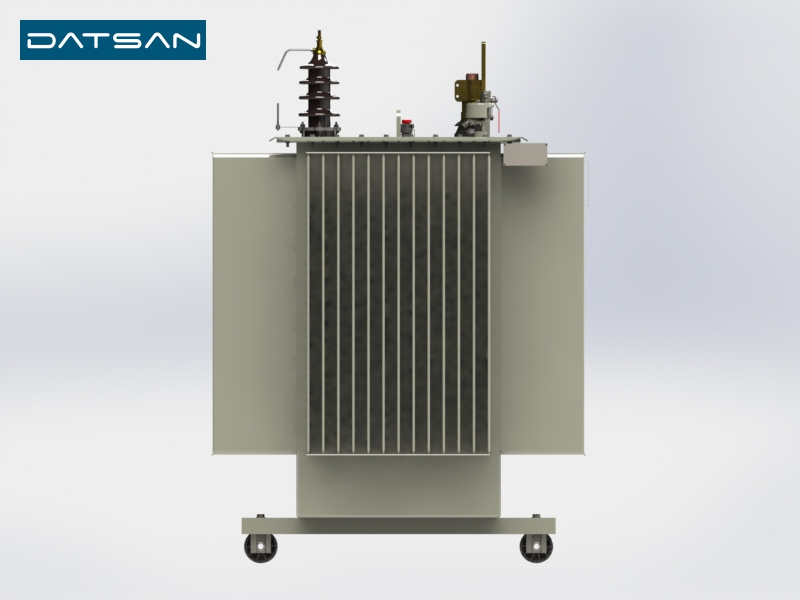 2000 kVA 11/0.4 kV Aluminium Winding Standard Losses Transformer