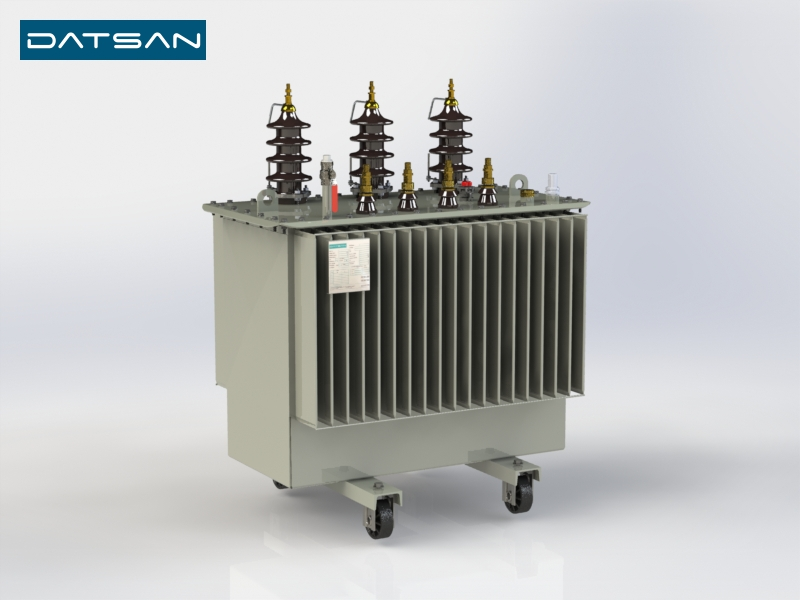 250 kVA 20/0.4 kV Aluminium Winding Standard Losses Transformer