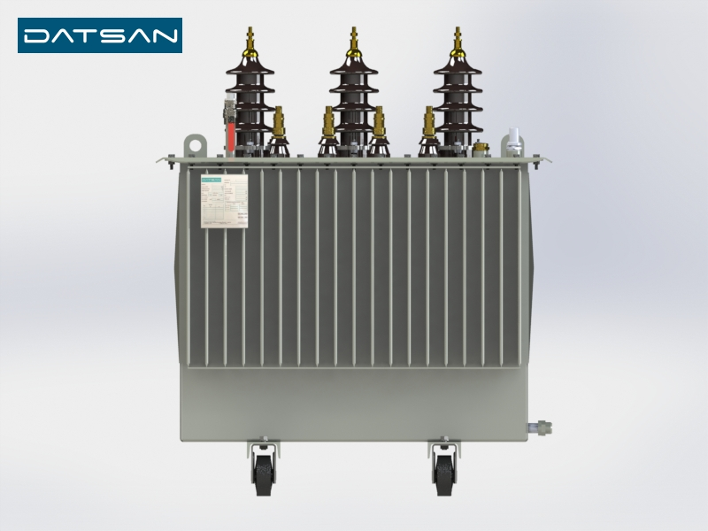 250 kVA 6.3/0.4 kV Aluminium Winding Standard Losses Transformer