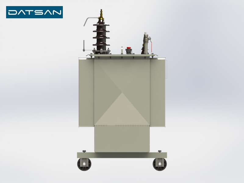 250 kVA 33/0.4 kV Copper Winding EcoDesign Transformer