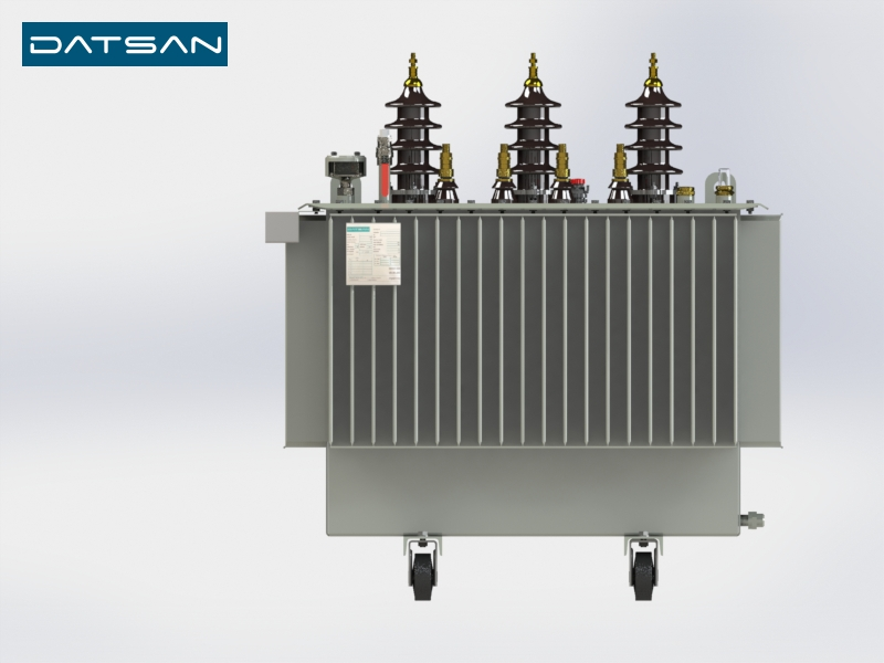 400 kVA 33/0.4 kV Aluminium Winding Standard Losses Transformer