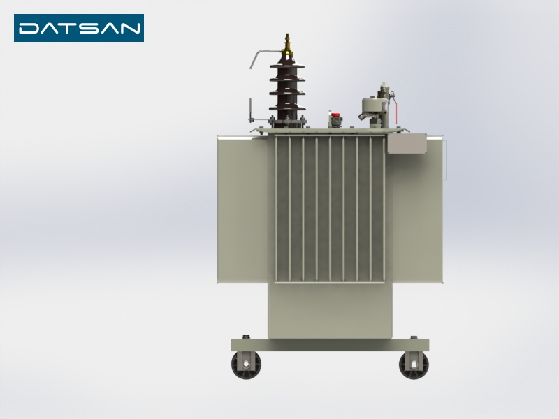 500 kVA 15/0.4 kV Aluminium Winding Standard Losses Transformer