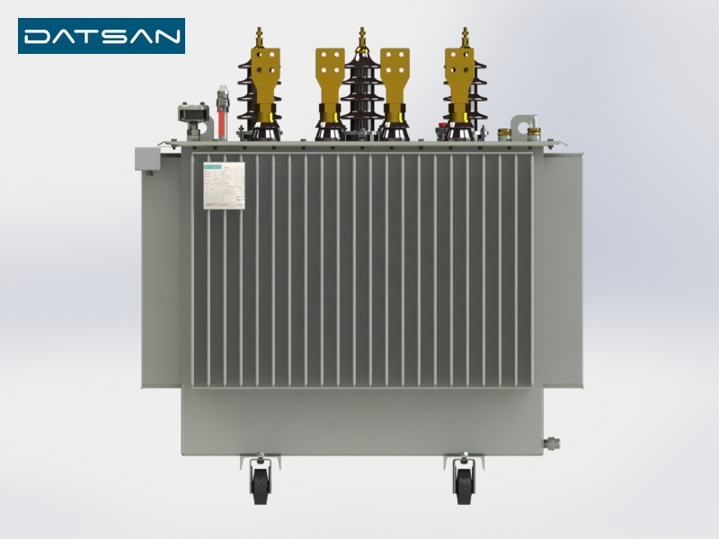 800 kVA 6.3/0.4 kV Copper Winding Standard Losses Transformer