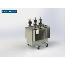125 kVA Distribution Transformer