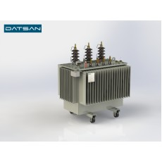 Transformateur de distribution de 630 kVA