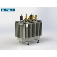Transformateur de distribution de 800 kVA