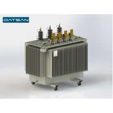 Transformateur de distribution de 1600 kVA