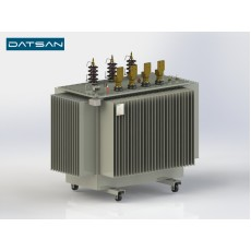 Transformateur de distribution de 3250 kVA